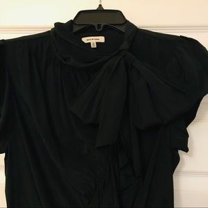 Max Studio   Ruffle blouse